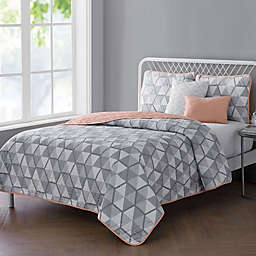 VCNY Home Brynley Reversible Comforter Set