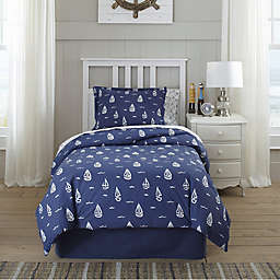 Lullaby Bedding Away At Sea Duvet Cover Set