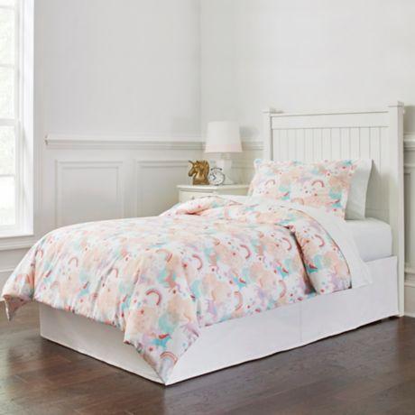 Lullaby Bedding Unicorn Duvet Cover Set Bed Bath Beyond