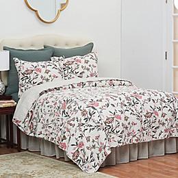 Blair Garden Reversible Quilt Set