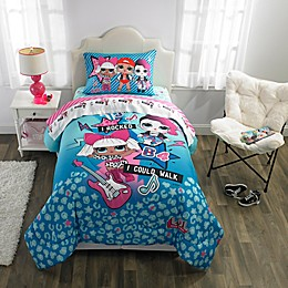 LOL Surprise Rocker Comforter Set