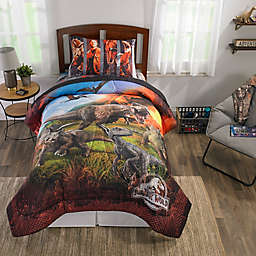 Universal Jurassic World Eruption Comforter Set