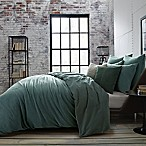 Kenneth Cole Theo Full/Queen Duvet Cover in Green