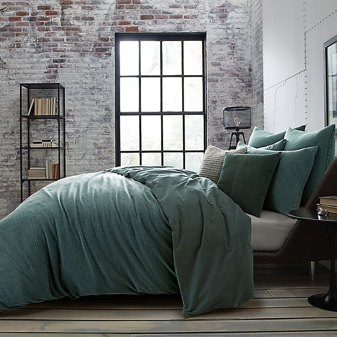 Alternate image 1 for Kenneth Cole Theo Duvet Cover