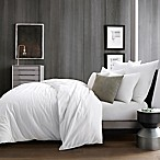 Kenneth Cole Mineral King Duvet Cover in White