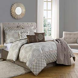 Bella Medallion Print Comforter Set