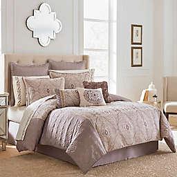 Vue Signature Quartet Comforter Set in Taupe