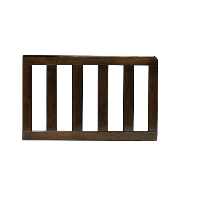 Alternate image 1 for Fisher-Price® Quinn Toddler Guard Rail in Weathered Brown