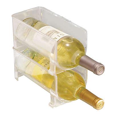 InterDesign® Fridge Binz™ Stackable Wine Rack