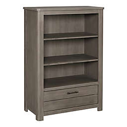Bassett Dreams Everest Bookcase in Smoke Grey
