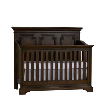 Biltmore Amherst 4-in-1 Crib in Burnt Oak