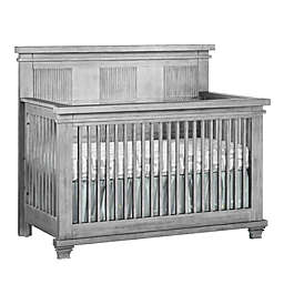 Soho Baby Mayfield 4-in-1 Convertible Crib in Antique Silver