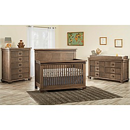 Soho Baby Mayfield Nursery Furniture Collection in Amber Brown