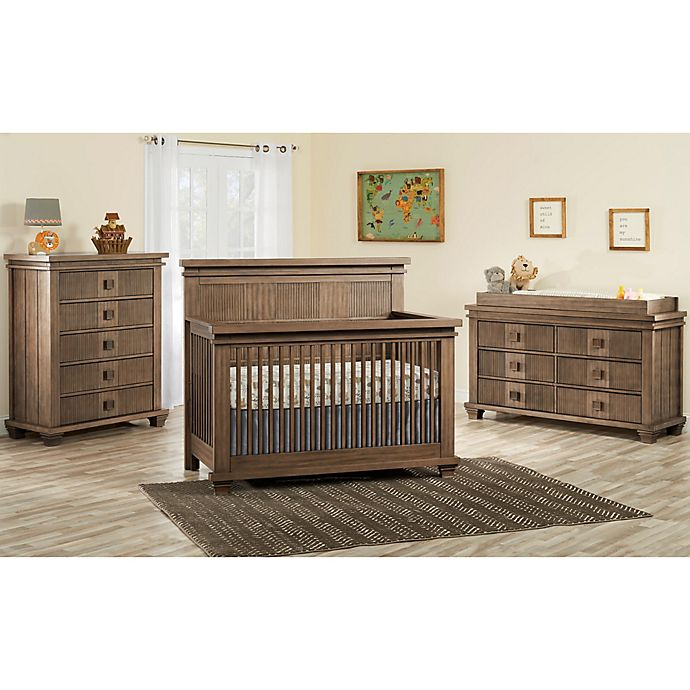Alternate image 1 for Soho Baby Mayfield Nursery Furniture Collection in Amber Brown