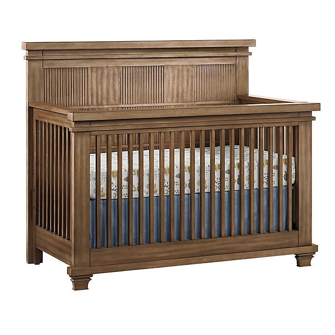 Alternate image 1 for Soho Baby Mayfield 4-in-1 Convertible Crib in Amber Brown