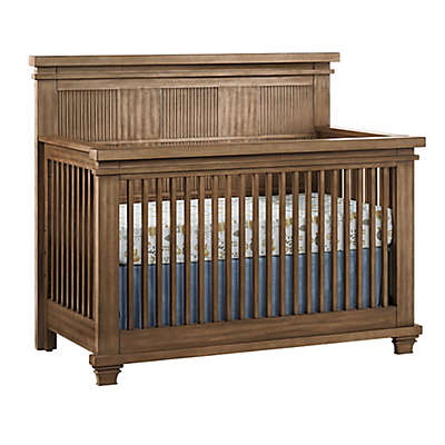 Soho Baby Mayfield 4-in-1 Convertible Crib in Amber Brown
