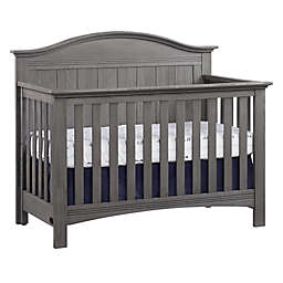Soho Baby Chandler 4-in-1 Convertible Crib in Graphite Grey