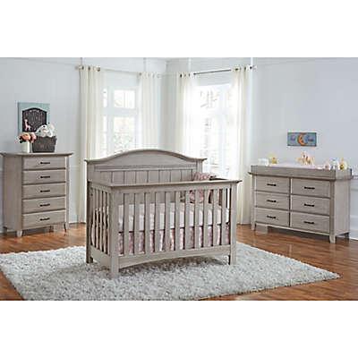 Soho Baby Chandler Nursery Furniture Collection in Stonewash