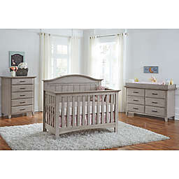 Soho Baby Chandler Nursery Furniture Collection in Stone Grey