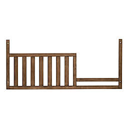 Soho Baby Mayfield Toddler Guard Rail in Amber Brown