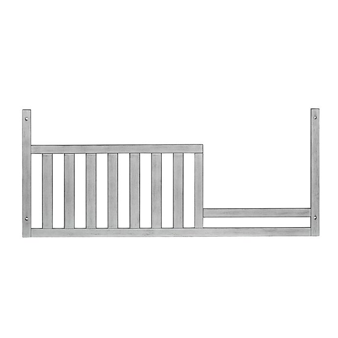 Alternate image 1 for Soho Baby Mayfield Toddler Guard Rail in Antique Silver