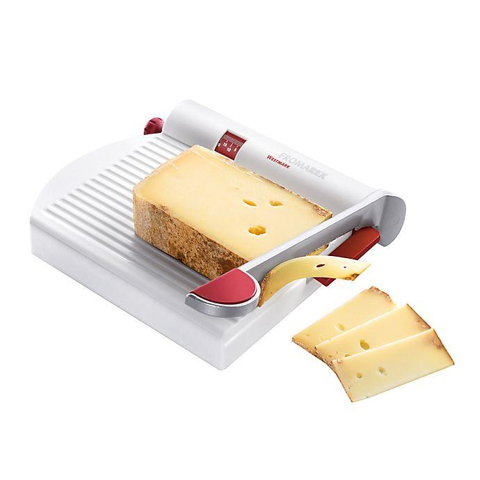 Alternate image 1 for Westmark Fromarex Cheese Slicer