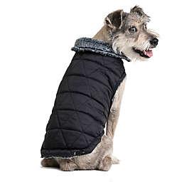 Pawslife™ Pet Collar Pongee Coat in Grey