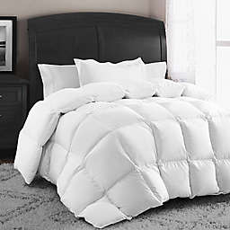 Swiss Comforts Down and Feather Reversible Comforter