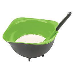 T-fal® Ingenio 4 qt. Mixing Bowl in Black/Green