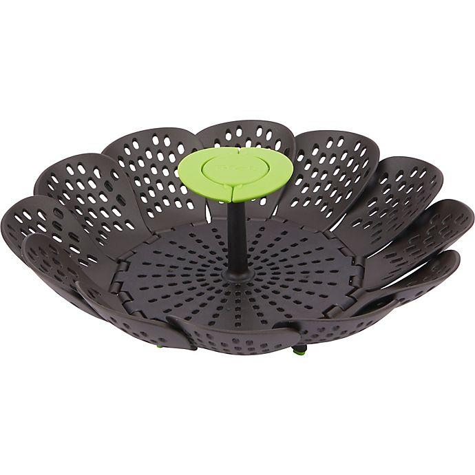 Alternate image 1 for T-fal® Ingenio High-Temp Nylon Steamer Basket in Black