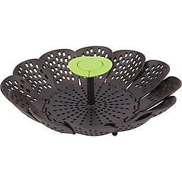 T-fal® Ingenio High-Temp Nylon Steamer Basket in Black