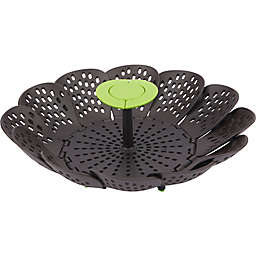 T-fal® Ingenio High-Temp Nylon Steamer Basket in Black