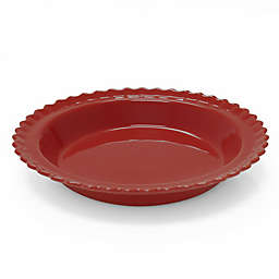 Chantal® 9-Inch Classic Pie Dish in Cinnabar