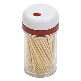 Bradshaw Good Cook Toothpick Dispenser with 200-Count Toothpicks