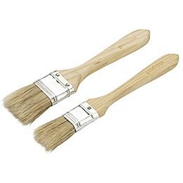 Bradshaw Good Cook 2-Piece Pastry and Basting Brush Set