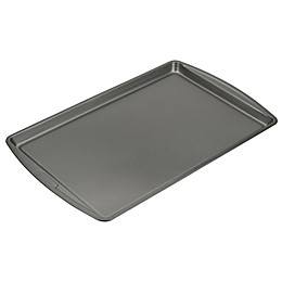 Good Cook Nonstick 12-Inch x 19-Inch Jelly Roll Pan in Silver