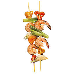 Bradshaw Good Cook 100-Pack 12-Inch Bamboo Skewers