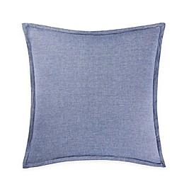 Brooklyn Loom Chambray Loft European Pillow Sham