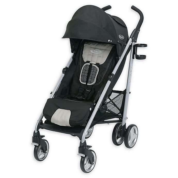 Alternate image 1 for Graco® Breaze™ Click Connect™ Stroller in Pierce