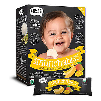 Nosh!™ Banana and Mango Baby Munchables
