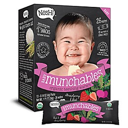 Nosh!™ Strawberry and Beet Baby Munchables