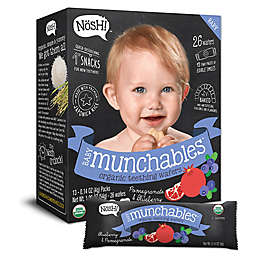 Nosh!™ Pomegranate and Blueberry Baby Munchables