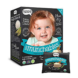 Nösh! Tot Munchables™ 12-Pack Organic Rice Cakes in Simply Rice