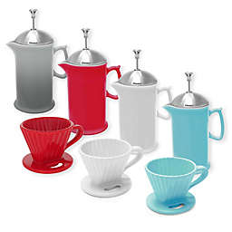 Chantal® Ceramic Filter and French Press Collection