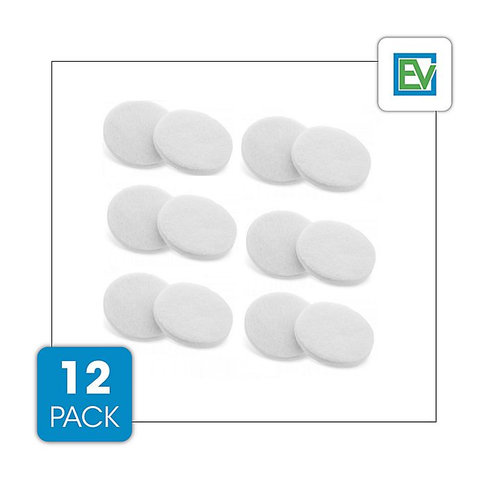 Alternate image 1 for Essential Values 12-Pack Replacement Filters For Toddy Brew System