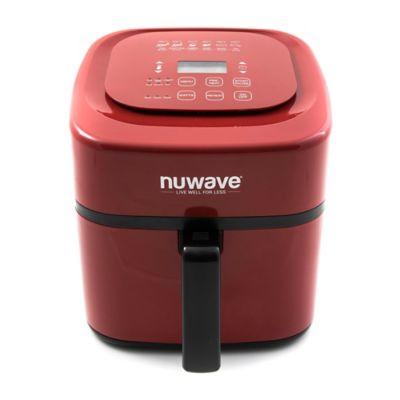 NuWave® Brio Digital 6 qt. Air Fryer in Red