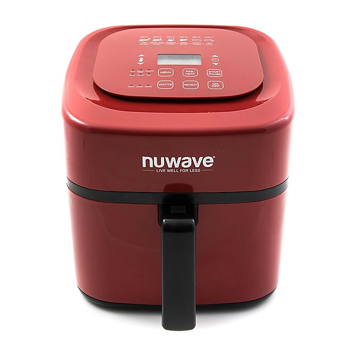 Alternate image 1 for NuWave® Brio Digital 6 qt. Air Fryer