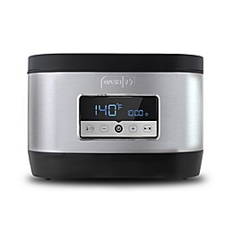 Dash® Chef Series Digital Stainless Steel Sous Vide