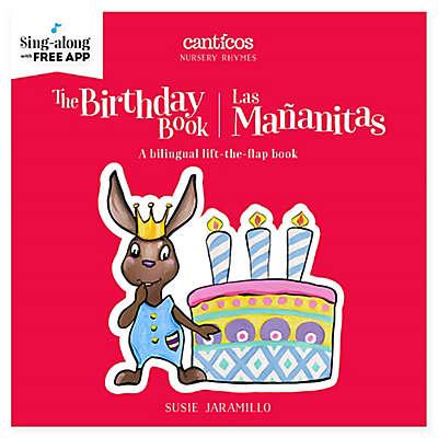 "Canticos Board Little ""The Birthday Book"" by Susie Jaramillo (English/Spanish)"