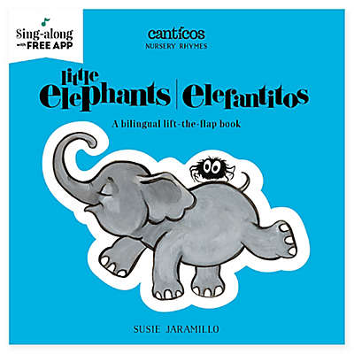 Canticos Board Little Books by Susie Jaramillo (English/Spanish)